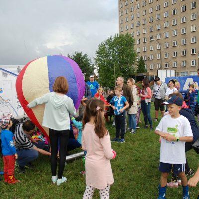 Konkurs Modeli Balonów