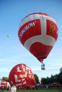 Andrzej Ćwikła Balon