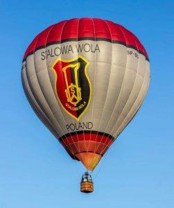 Mikołaj Gomółka balon